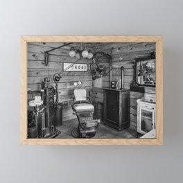 Antique Dentist Office Framed Mini Art Print