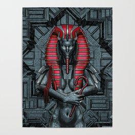 Sacred Dark Queen Poster