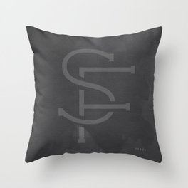 SF Throw Pillow