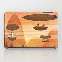 voyage iPad Cases featuring voyage by Ronald  Juliet