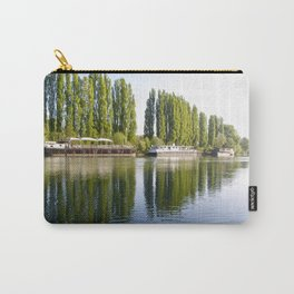 River Oise at Auvers. Carry-All Pouch