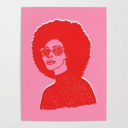 Kara Pink Poster