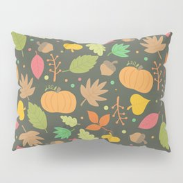 Thanksgiving pattern Pillow Sham