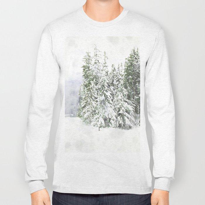 Winter Fresh Long Sleeve T-shirt