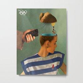 Olympics Metal Print