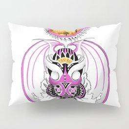 Cosmic Bubblegum Dragon Pillow Sham