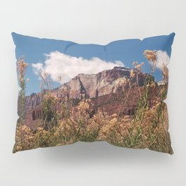 Wildflowers in Zion National Park Pillow Sham