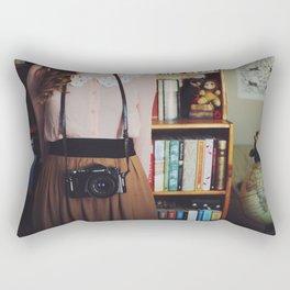 camera Rectangular Pillow