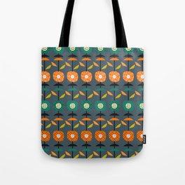 Modern floral decor Tote Bag