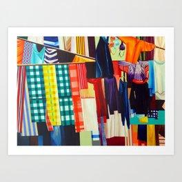 Shanghai Art Print