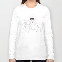 Anna Fashion Editor Long Sleeve T-shirt