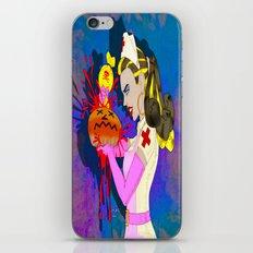 DONUT BABE 300 iPhone & iPod Skin