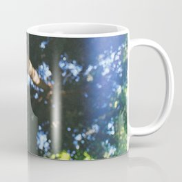 pinetree bokeh Coffee Mug