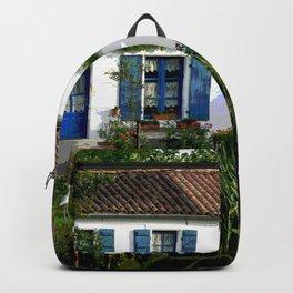 Maison bleue Backpack