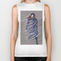 storm Biker Tanks featuring Storm by Mayacoa