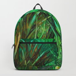 This Grass is Greener Backpack