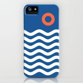 Nautical 03 Seascape iPhone Case