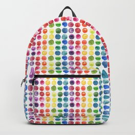 Paint Dots Backpack
