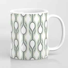 Retro-Delight - Double Drops - Mint Coffee Mug
