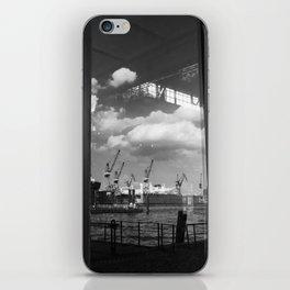 reflections III iPhone Skin