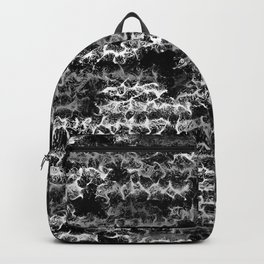Spidery Lines Inverse Backpack