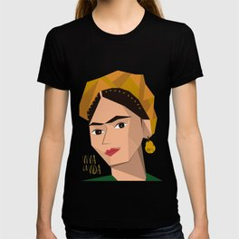 Frida Khalo Cubism Edition 2 T-shirt