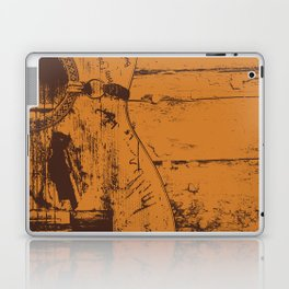 Trigger - Acoustic Guitar - Willie Nelson Laptop & iPad Skin