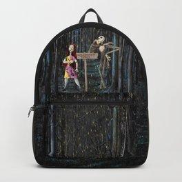 Halloween Town | Jack | Sally | Christmas | Nightmare Backpack