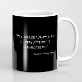 The Pride and Prejudice Quote I Coffee Mug