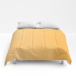 Orange Color from Composition set (4/4) -  Grey, Blue, White, Orange Comforters
