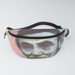 Lincoln - The Great Emancipator Fanny Pack