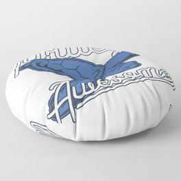 Beach Fun - Coral Reef - Awesome Floor Pillow