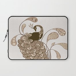 Art Peacock V5 Laptop Sleeve