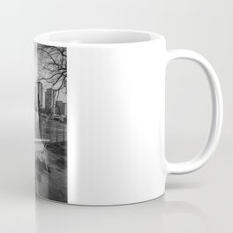 Paris-New York (Black and white) Coffee Mug