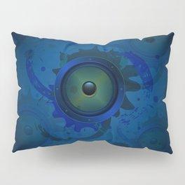 Grunge loudspeaker Pillow Sham