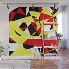 Entropy One Wall Mural