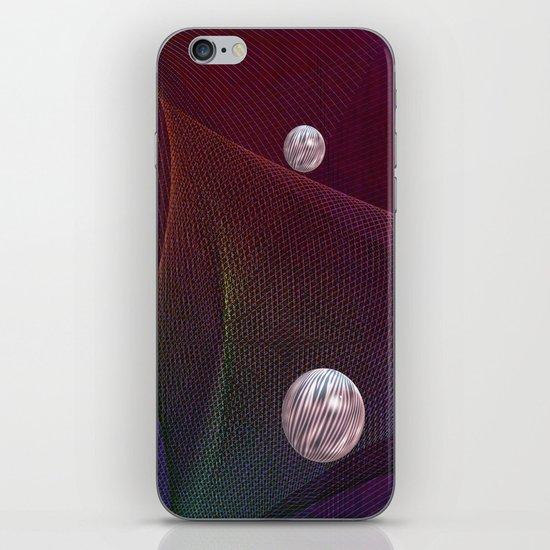 Balls 6 iPhone & iPod Skin