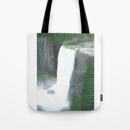 Vernal Fall Yosemite Tote Bag