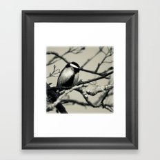 A great view Framed Art Print