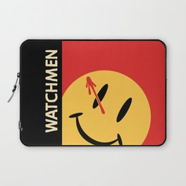 Who Watches Who? Laptop Sleeve