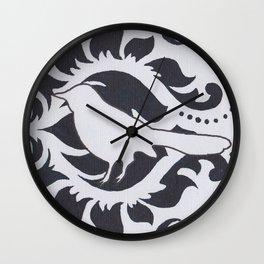 Elegant Bird Wall Clock