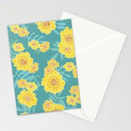 Marigold Disco Stationery Cards