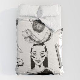 Vaine gloire // Vain glory Comforters