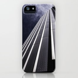 Urban Chrome Structure iPhone Case