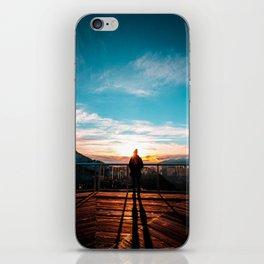 Sea to Sky iPhone Skin
