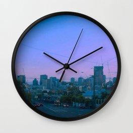 City of dreams Wall Clock