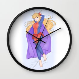 The STUFF: Waifu Wall Clock