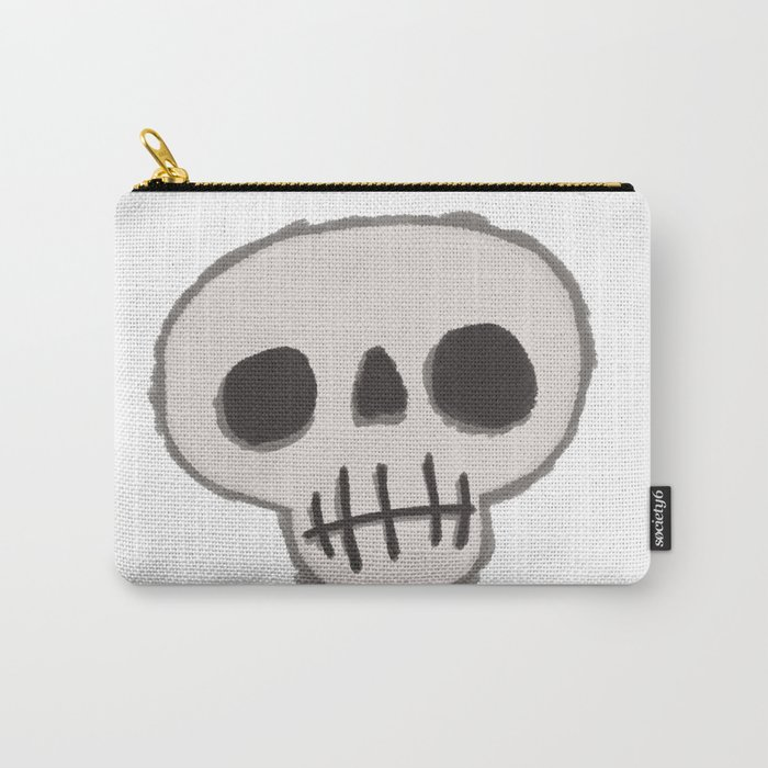 Skull-King Carry-All Pouch