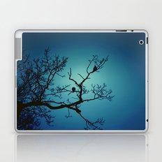 Pigeon Silhouette  Laptop & iPad Skin