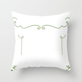 Is there life after death? Touch my tools and you'll find out soon Throw Pillow